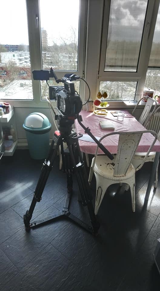 kaakoperatie interview bij mij thuis!